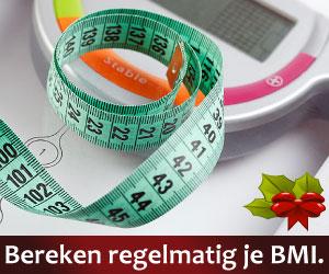 Bereken nu je BMI voordat de feestdagen echt beginnen via http://www.feestdagen-belgie.be/