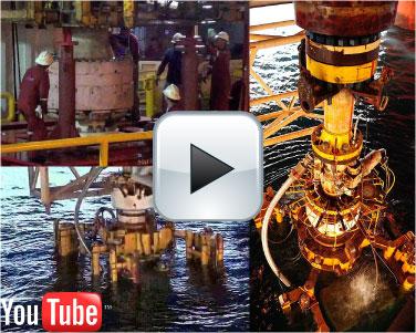 Youtube Mozaiek BP Olielek Olieramp Blowoutpreventer recovery Golf van Mexico Q4000