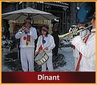 Kerstmarkt Dinant via www.feestdagen-belgie.be