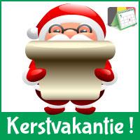 Afbeeldingsresultaat voor kerstvakantie 2017