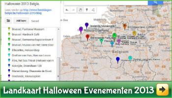 Halloween In Belgie.17 Griezeligste Halloween Evenementen 2013 In Belgie Tijdens