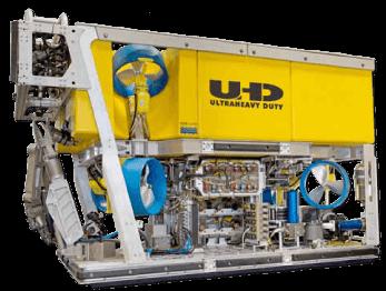 Schilling UHD ROV robot