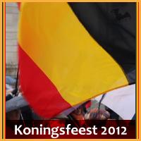 Evenementen op Koningsfeest donderdag 15 november 2012 (herinnering feestdag) via http://www.feestdagen-belgie.be/