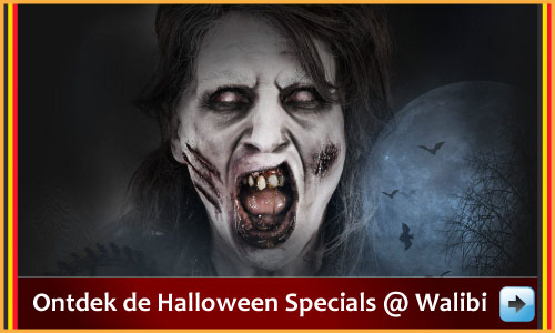 Halloween 2012 in pretpark Walibi te Waver via www.feestdagen-belgie.be